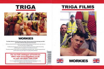stud anal sex vid - (Workies (Triga Films))