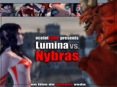 Lumina vs Nybras Super HD-Quality 3D 2013