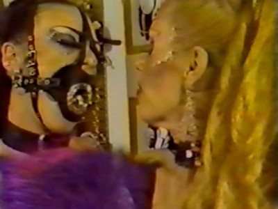 Miss Antoinette In Angel In Bondage 1983