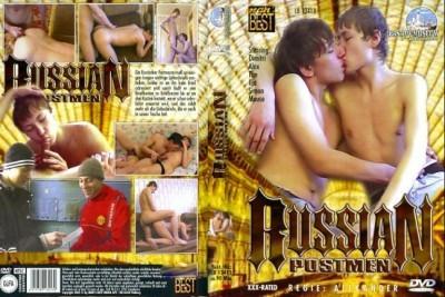 Russian Postmen - Alex, Ilya, Dimitri