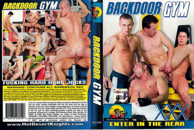 Hot Desert Knights - Backdoor Gym: Enter In The Rear