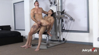 The Business Of Barebacking Part 1 (Roman Todd, Reed Jameson)