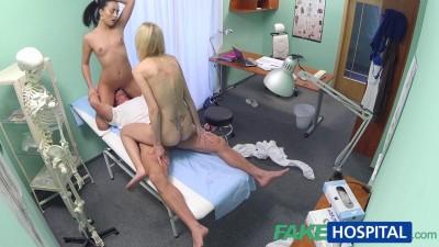 Doctor and nurse team