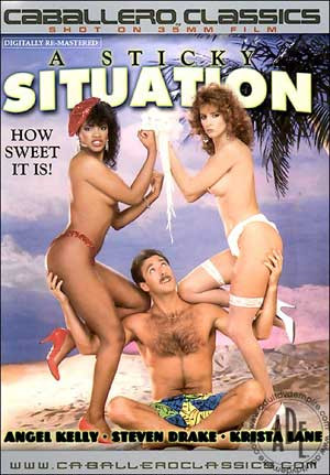 A Sticky Situation (1987) (Steve Michaels, Caballero Home Video)
