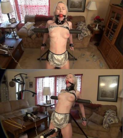 Super Bondage, Domination And Torture For Sexy Slavegirl
