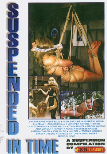B&D Pleasures - Suspended in Time DVD