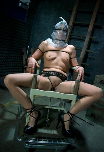 Private life of beautiful slave
