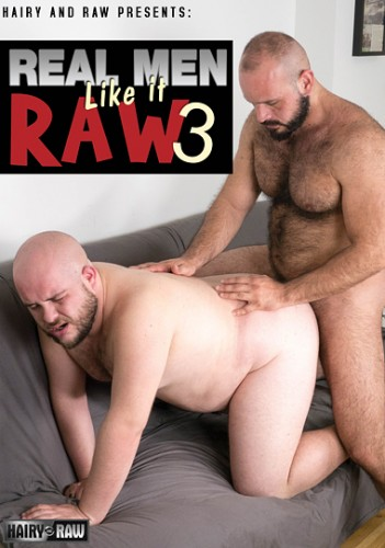 Bear Films — Real Men Like It Raw vol.3