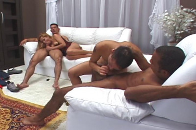 Bi Sexual House Party 3, scene 1