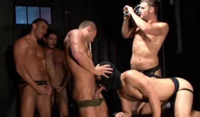 Orgy At The Bar