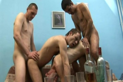 [Alfa Red] Drunk Dudes vol3 Scene #2