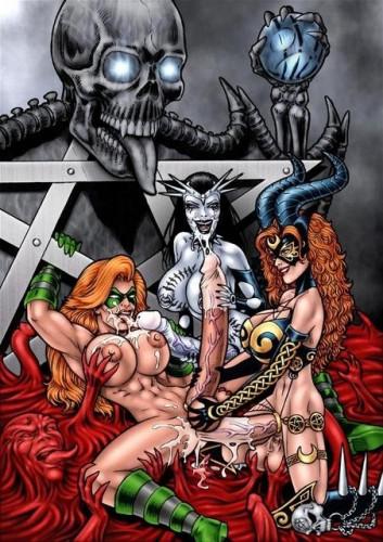 Hentai & Kinky Comics Part 4