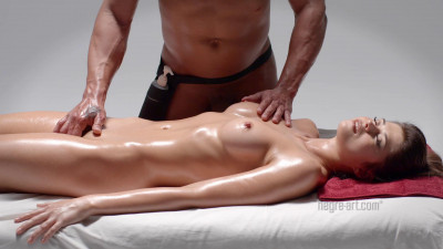 Powerful Pussy Massage-1800p