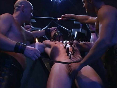 Private BDSM party