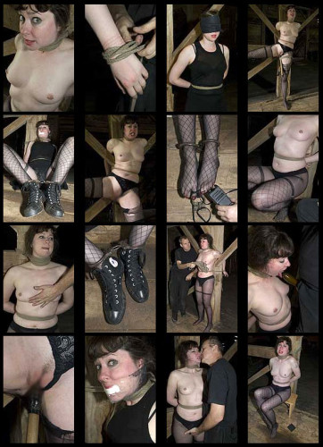 Hard Tied - Anna Rose (Part1) - May 21, 2008