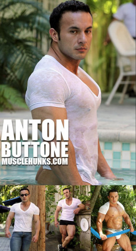 Anton Buttone - Masculine & Handsome (butt, man, download, camera)