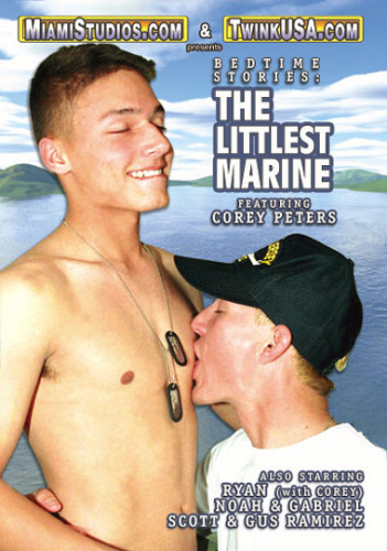 Bedtime Stories — The Littlest Marine