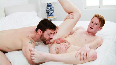 Dennis West and Dylan Bridges (I Bred My New Stepdad Part 2) — JB