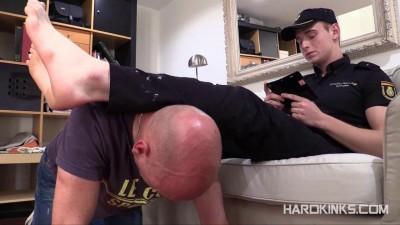 Hard Kinks — Cop's Hell 4 (Izann, Tyler Roding)
