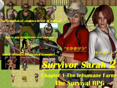 Survivor Sarah 2 Part 2