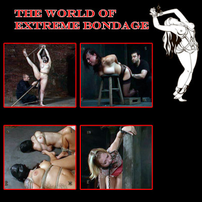 The world of extreme bondage 198