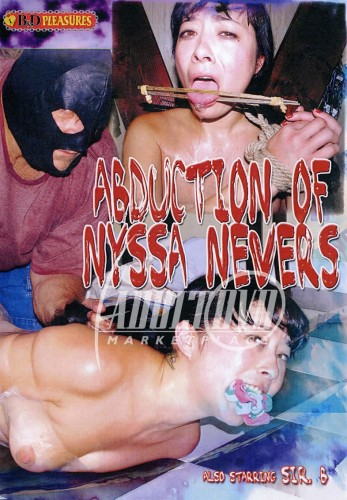 B&D Pleasures - Abduction Of Nyssa Nevers DVD