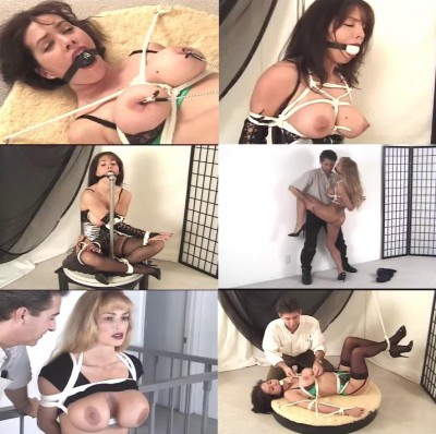 Jay Edwards - Jev-119 - Tanya's Bondage Audition