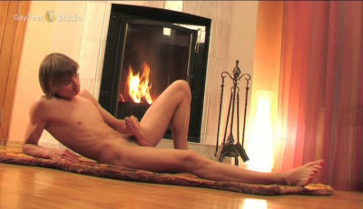 Gleb, the fireplace loneliness