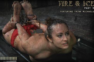 Fire and Ice Part Three  - Trina Michaels, Intersec Crew