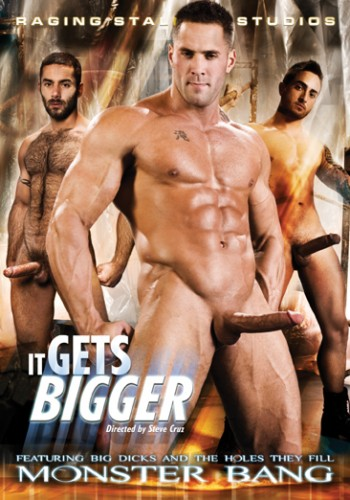 Raging Stallion - Monster Bang - It Gets Bigger