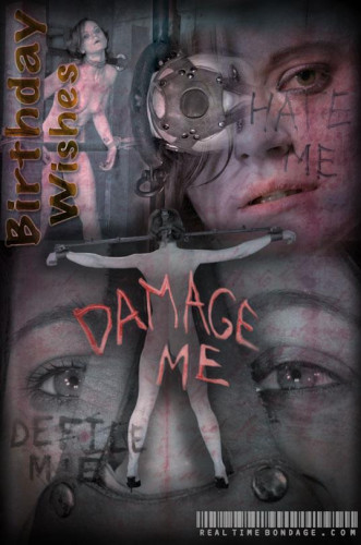 Hazel Hypnotic Birthday Wishes: Damage Me