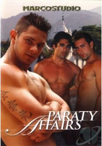 Paraty Affairs - Rocky de Oliveira, Edmundo Castro, Lu Haas