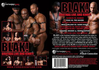 Forbidden Funk – Blak! Bruthas Live And Kinky! (2008)