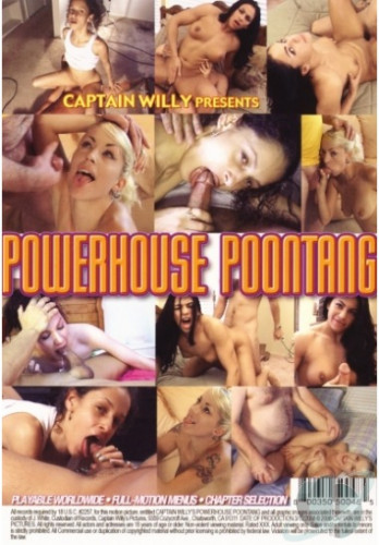 Amateur Powerhouse Poontang