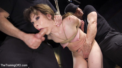 Anal Bondage Slave Training Alexa Nova