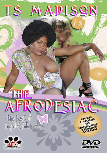 The Afrodesiac – Ts Madison