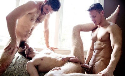 Tommy Defendi, Duncan Black and Darius Ferdynand