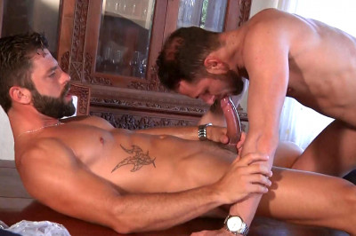 Hot Fucking of Aitor Bravo & Hector De Silva (720p,1080p)
