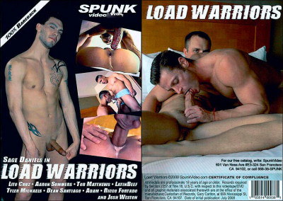 Load Warriors - free gay blog sites!