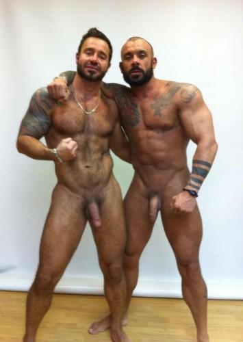 Juanjo Rodriguez & Martin Mazza