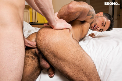 Johnny Goes Bareback Again Part 3 (Johnny Rapid, Nick West)