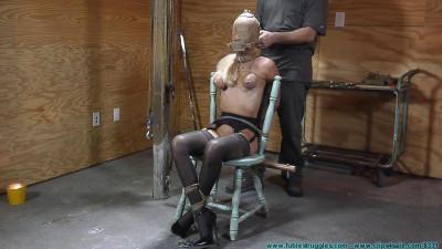 Thighs Spread Chair Tie For Amanda Fox Part 1