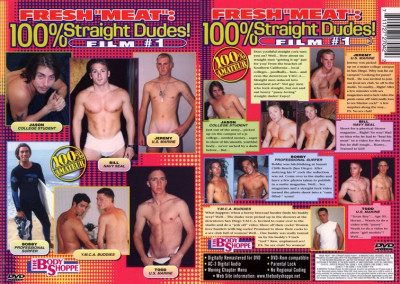 Fresh meat: 100 percent straight dudes Film 1