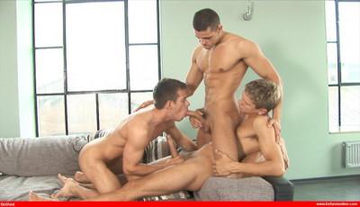 Manuel, Trevor and Henri