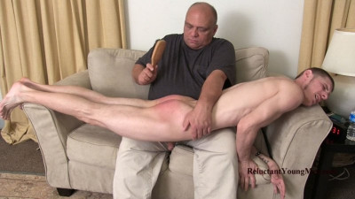 ReluctantYoungMen - man Gets Spanked