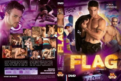 Flag:Derapages-2 (Ludovic Pelletier, Menoboy) [2009, Oral, anal, threesome, trans, uniform, DVDRip]