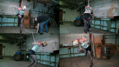 HuntersLair - Cruel bishop reverse prayer one leg balance