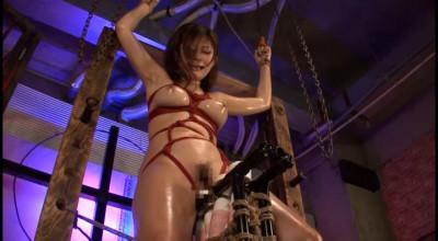 MAD Asian BDSM - Nozomi Sato Haruka horse tied-pole STM-018