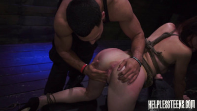 Kaisey Dean Begs For Ride