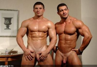 Muscle Hunks – Uberto Ugo & Arkady Zadrovich